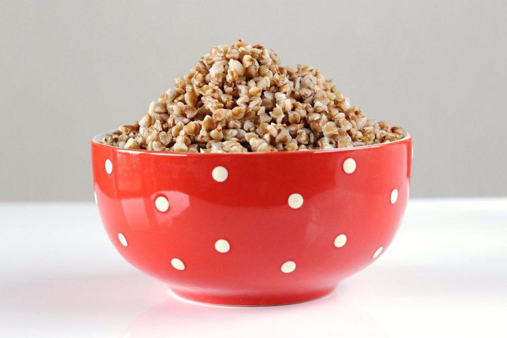 graines de sarrasin cuisiné