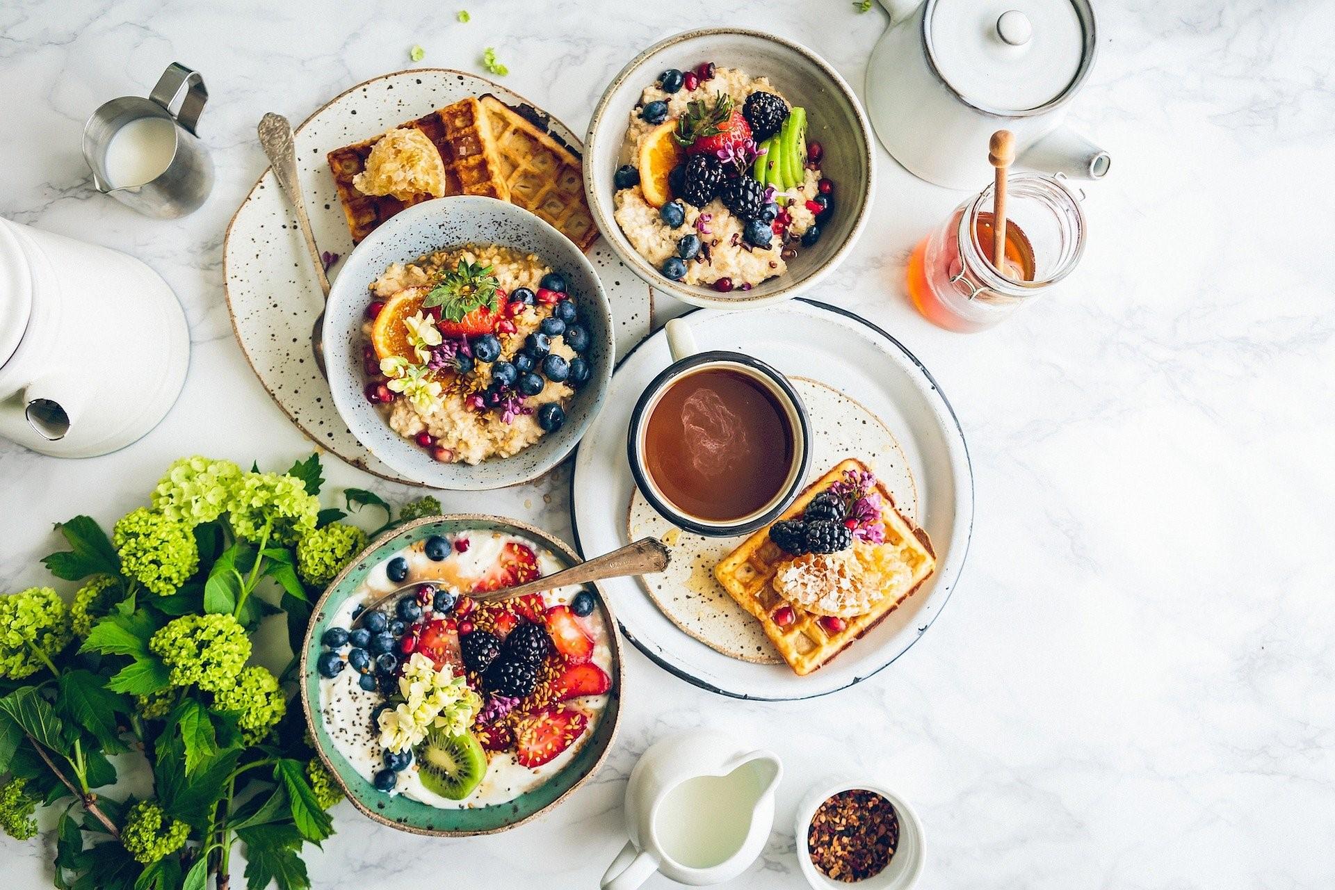 Le petit déjeuner vitaminé de cet hiver