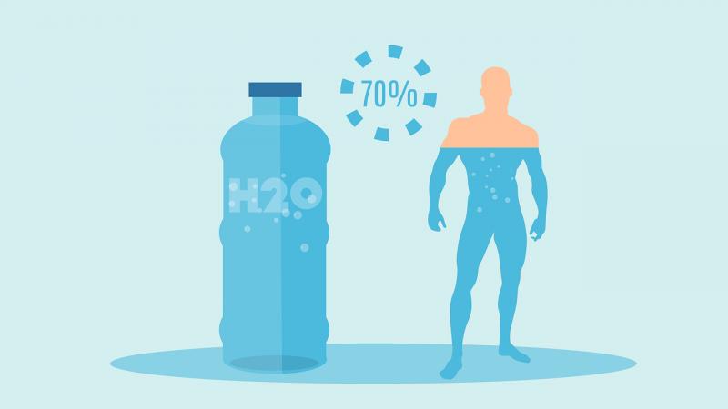 S'hydrater mieux, pour maintenir un poids sain