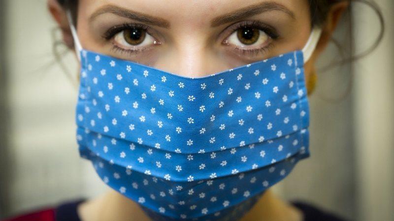 masque tissu cousu maison